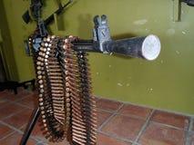 战争枪的选择 免版税库存图片