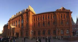 战争的博物馆1812在俄罗斯和拿破仑之间 莫斯科 免版税库存图片