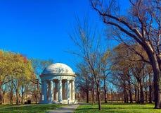 战争纪念建筑,华盛顿特区 库存图片
