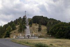 战争纪念建筑,罗卡拉索 免版税库存图片