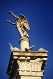 战争纪念建筑,法兰克福公墓 库存图片