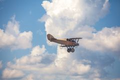战争飞机 库存图片