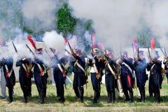 战争1812 免版税库存图片