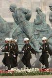 战士土耳其 库存照片