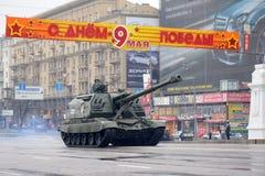 战士坦克 免版税库存图片