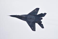 29战斗机mig 图库摄影