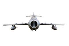 战斗机MiG 15 免版税库存照片