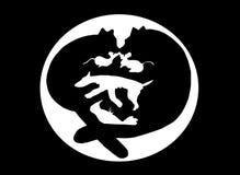 战斗的猫 免版税库存图片