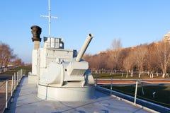 战斗的装甲的小船BK-13 免版税库存图片