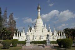 戴寺庙,中国 库存图片