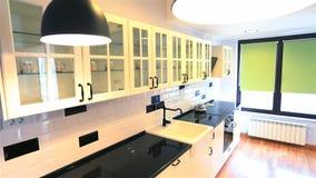 房地产厨房 股票视频