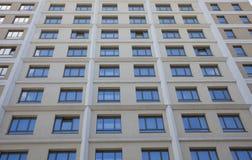 房地产大厦或旅馆 免版税库存照片