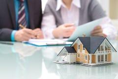房地产概念 免版税库存图片