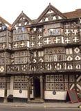 房子中世纪公共 免版税库存图片