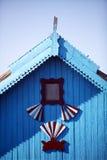 房子传统木 库存照片