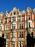 房子伦敦 免版税库存图片