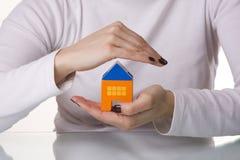 房子保护 免版税库存图片