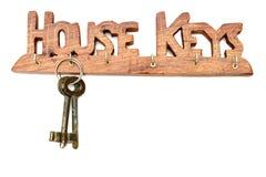 房子关键字 库存照片