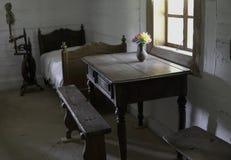 房子内部老 免版税图库摄影