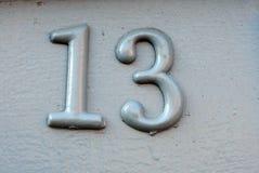 房子号码 免版税图库摄影