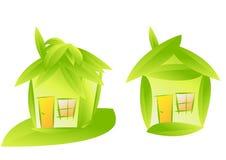 房子图标符号 库存照片