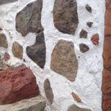 房子墙壁在盛大卡纳里亚 库存图片