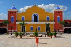 房子墨西哥 库存照片