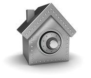 房子安全 免版税图库摄影