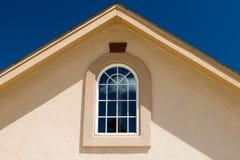 房子屋顶 免版税库存图片