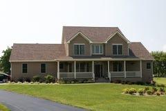 房子房子住宅细分 库存照片