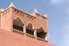 房子摩洛哥人 免版税库存图片