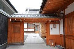 房子日本传统 库存图片