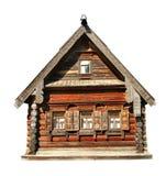 房子木头 免版税库存照片