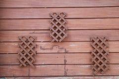 房子木头 库存照片