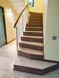 房子楼梯 库存照片