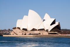房子歌剧悉尼 免版税图库摄影