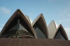 房子歌剧悉尼 库存照片