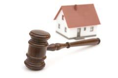 房子法律 库存照片