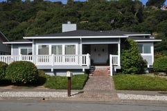 房子环境美化 免版税库存图片