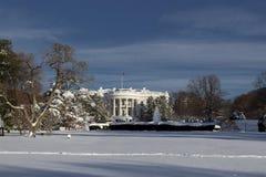 房子白色 图库摄影