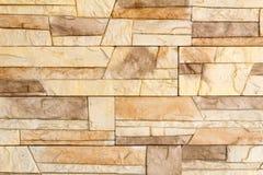 用瓦片盖的墙壁的片段,仿效自然st 免版税库存照片
