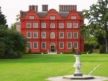 房子的外部在Kew庭院里 库存图片