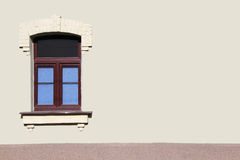 房子的视窗 库存图片