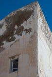 房子的角落,摩洛哥 库存照片