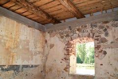 房子的整修 库存图片