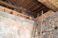 房子的整修 免版税图库摄影