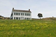 房子约翰斯顿 免版税库存照片