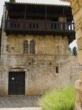 房子老城镇 免版税图库摄影