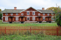 房子老木 免版税库存图片