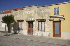 房子老葡萄牙 免版税库存图片